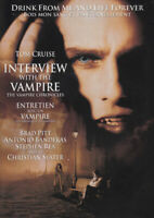 INTERVIEW WITH THE VAMPIRE - THE VAMPIRE CHRONICLES (KEEPCASE) (BILINGUAL) (DVD)