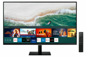 Samsung LS27AM500NRXXU 27'' M5 Full HD Smart Monitor With Speakers & Remote