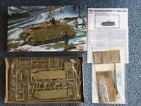 CMK 1/35 Sturmgeschütz IV (last version) plastic model kit #T35002