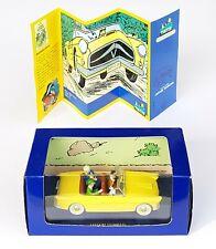 Coche Car Tintin Atlas N° 16 Coche Borde Asunto Tornasol Caja Certificado