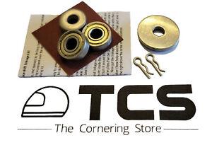 TCS TOYOTA MATRIX 03-12 PERFORMANCE SHIFTER CABLE BEARINGS BUSHINGS LINKAGE VIBE