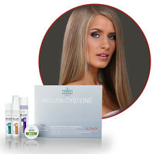Nellen Blonde Keratin Hair Straightening Kit · Same Day Wash · No Formaldehyde