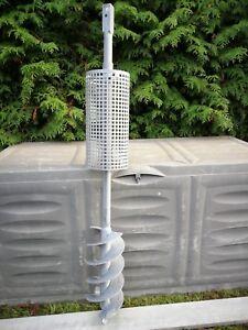 Brunnenbohrer-Bohrkopf 100 mm Durchmesser