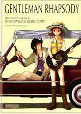 Final Fantasy 8 Viii Ff8 Doujinshi Comic Irvine x Selphie Gentleman Rhapsody