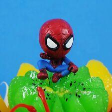 Marvel Universe Action Figure Figurine Superhero Spider-man Cake Topper K1024 W