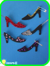 """High Heeled Shoe   """"Girl Scout"""" SWAPS  Craft Kit  by Swaps4Less.com"""