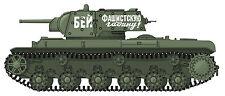 Tamiya Henglong KV-1 / KV-1E (Model 1940) Ekranami - 1/16 Scale Decals - NEW!!!