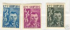 """SPAZIO - SPACE CONQUEST """"GAGARIN"""" - ALBANIA 1961 a"""