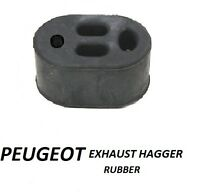 EXHAUST MOUNT HANGER RUBBER PEUGEOT 106 206 306 HEAVY DUTY MOUNTING