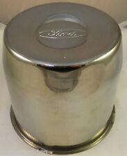 Ford Motors Wheels Chrome Custom Wheel Center Cap Caps (8 LUG)