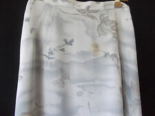 JACQUI E Womens Long Blue patterned Skirt Size 6