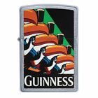 Zippo Guiness Beer Bird Collectable Lighter # 29647 UPC 191693028577