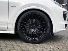 Concave 10x22 5x130 ET50 Alufelgen Sommerräder Porsche Cayenne incl. Turbo