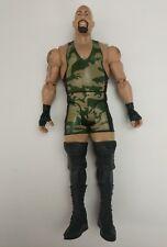 WWE Big Show Figure Mattel Basic 21 WWF WCW ECW TNA ROH NXT NWA NJPW WCCW nWo