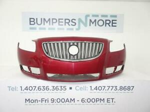 OEM 2011 2012 2013 Buick Regal Base/CXL/Turbo w/o GS Front Bumper Cover