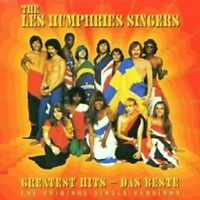 LES HUMPHRIES SINGERS - GREATEST HITS-DAS BESTE CD NEW+