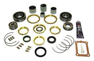 Manual Trans Seal Kit-Transmission Kit Crown AX15MASKIT
