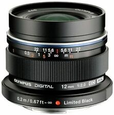 Olympus Wide Angle Camera Lens