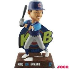 LIMITED EDITION 2018 Kris Bryant Bobble Head Numbered to his Jersey 17/360