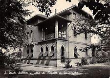 4499) S. PAOLO SOLBRITO (ASTI) VILLA A. REPETTO DI VENTIMIGLIA. ANIMATA. VG.