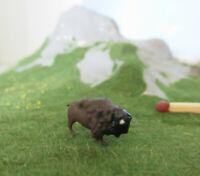 (Spur N) Bison / Büffel Figur 1:160
