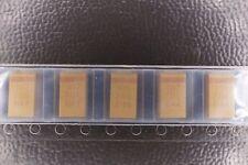 Lot of 2 T491X107M020AT Kemet Capacitor Tantalum 100uF 20% 20V X Case 7343-43