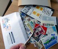 Briefmarken-Wundertüte BRD mit Sondermarken und 10 Blöcken