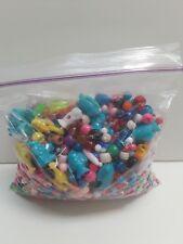 Assortment of Pony Plastic Acrylic Beads Animal Freebies Kids Craft