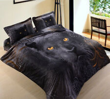 BLACK PANTHER QUILT DOONA COVER ~ DOUBLE BED LINEN ~ GREAT GIFT