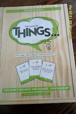 THE GAME OF THINGS...Humor in a Box BRAND NEW FACTORY SEALED 24 hr shipping