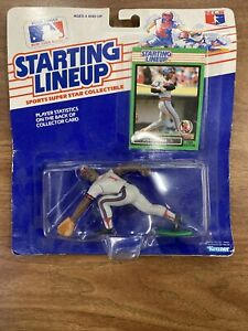 1989 JOHNNY RAY Starting lineup SLU Baseball Sports Figurine - CALIFORNIA ANGELS