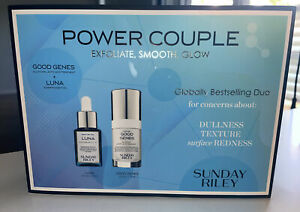New Sunday Riley Power Couple Kit, 2 Count