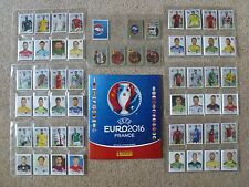 A COMPLETE SET OF 680 x STICKERS AND ALBUM - MINT CONDITION - PANINI EURO 2016