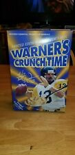 1999 Kurt Warner's Crunch Time Frosted Flakes Collector's Box Never Opened