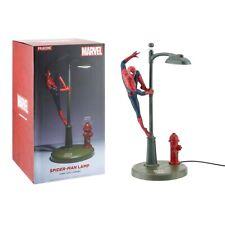 Spiderman Lampe de bureau-Officially Licensed Marvel Collection USB DEL-NEUF/BOÎTE