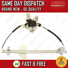 FORD TOURNEO CONNECT 02>ON FRONT RIGHT DRIVER WINDOW REGULATOR WITH 2 PIN MOTOR
