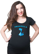 Pregnancy maternity T-shirt jersey top Pregzilla Maternity T-shirt