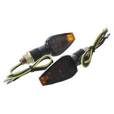2 x Lampara Bombilla 14 LED 1W 12V Luz Intermitente Amarillo para Moto M1T1