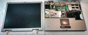 Dell Latitude L400 FOR PARTS OR REPAIR Incomplete AS IS