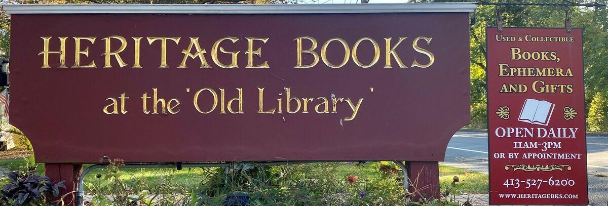 Heritage Books | Southampton, MA