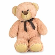 Korimco My Buddy Bear 90cm Soft Plush Beige 250905253 From Tates Toyworld