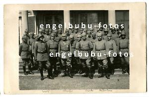 "FOTO - Württemberg - Pionier Batl. 13 - Jubiläum in ""LOTHRINGEN"" - GENERAL ORDEN"