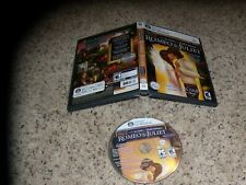 Romeo & Juliet Collector's Edition (PC, 2011) Near Mint Game