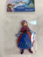 Disney Anna Frozen Fridge Magnet Little Girl Present  Brand New