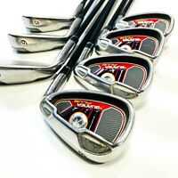 TaylorMade Burner Plus Single irons (5-P+A). Not a Set. Reg graph Good Cond 5550