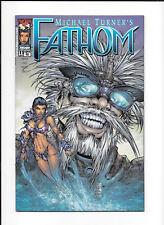 Michael Turner'S Fathom #11 (8.5) Turner-C