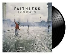 FAITHLESS - OUTROSPECTIVE  2 VINYL LP NEU