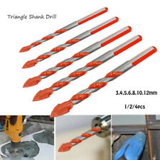 Multifunctional Alloy Drill Bits Set for Wall Ceramic Tile Glass Punching Hole
