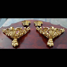 Seth Thomas mantle/mantel clock feet #1.Metal furniture decorations