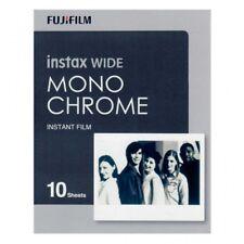 Fuji instax wide Mono Chrome pellicola in bianco e nero Per Instax camera